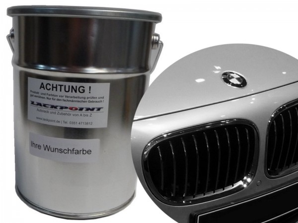 1 Liter Basislack BMW X08 Champagner Quarz Metallic verschiedene Modelle