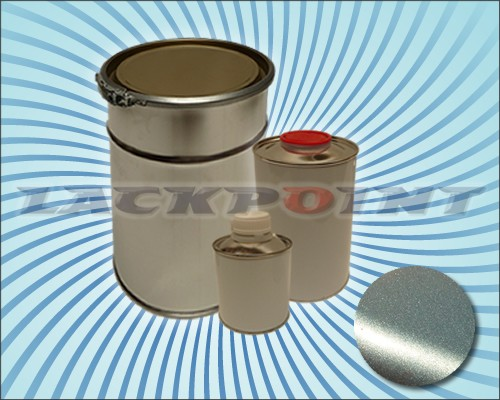 2K Autolack Set Metallic Unilack SKYLINE Light Gray