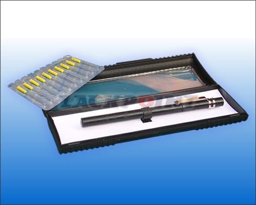 10 Flusennadeln mit 1 Stift für Autolack & Motoradlack