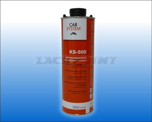 Carsystem KS 500 Unterbodenschutz