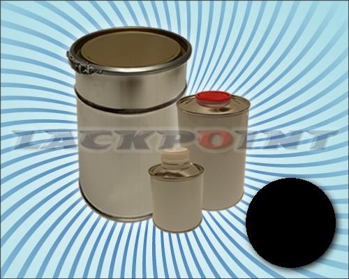 2K High Solid Füller SCHWARZ - 5,5 Liter Set