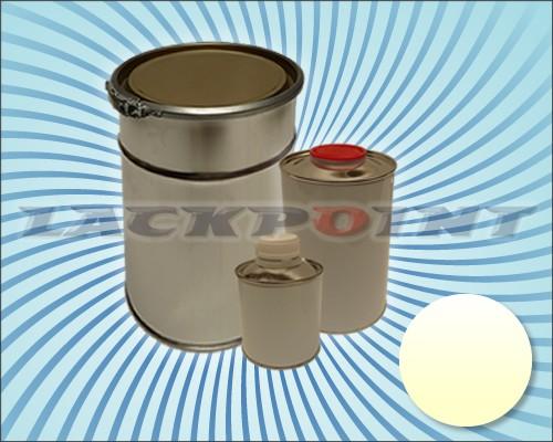 2K Autolack Set ARKTIKWEISS Unilack- DB9147