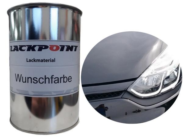Basislack Renault GNE Noir Etoile Nacre Metallic ( Wasserbasis )