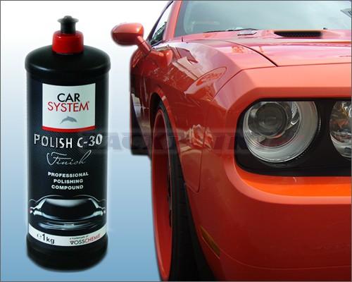 Carsystem Schleifpaste Polish C30 finish