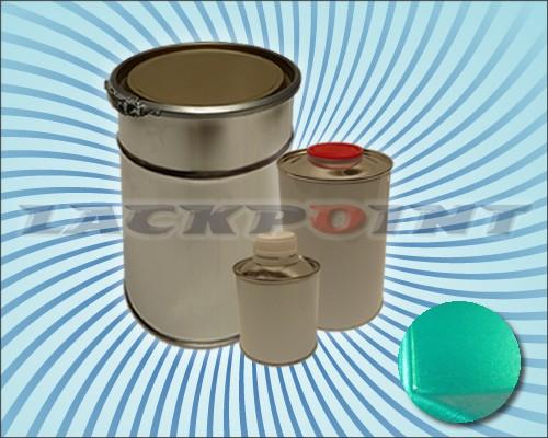 2K Autolack Set Metallic Unilack SKYLINE GREEN II