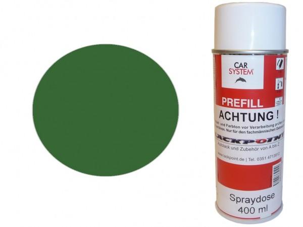 1K Glanz Spraydose 400ml RAL 6001 Smaragtgrün