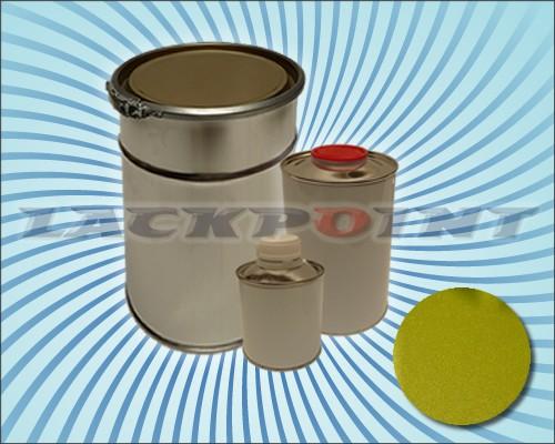 2K Autolack Set Lemon Grün Gelb Metallic Matt