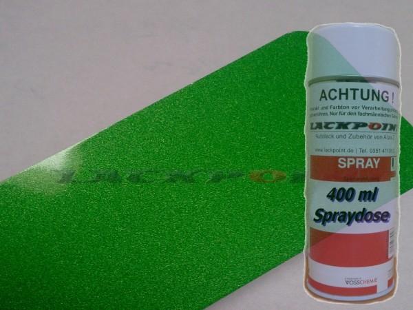 1K Glanz Spraydose 400ml Platinum Green Metallic