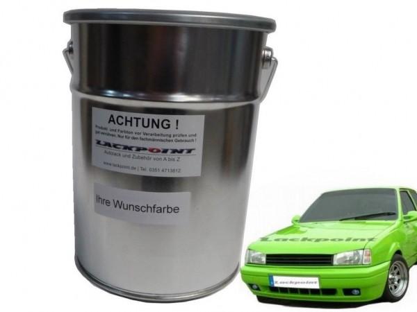 Basislack Kawa Grün UNI kein Metallic ( Wasserbasis )