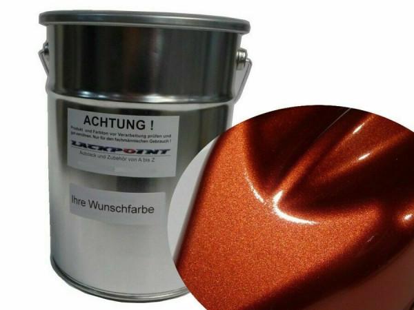 Basislack Kupfer Metallic ( Wasserbasis )