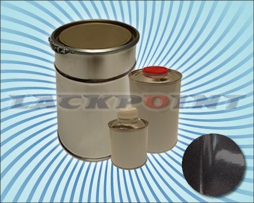 2K Autolack Set Metallic Unilack Deep Black II