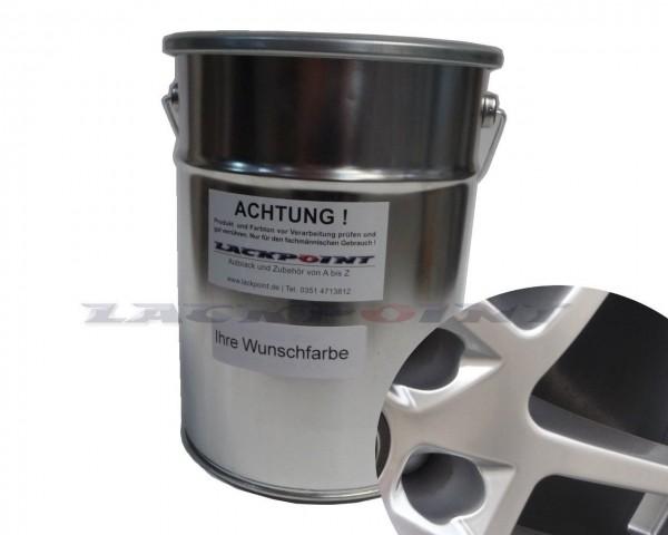 Basislack HF 396 - Coarse Lens Silver ( Wasserbasis )