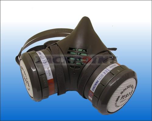 Moldex 8000 Serie Lackiermaske im Set, Atemschutzmaske