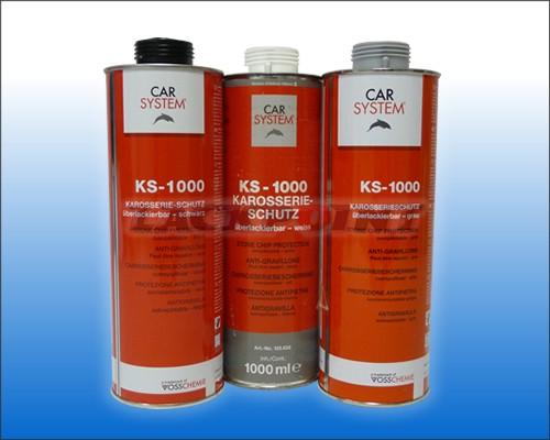 Carsystem KS 1000 Karosserieschutz