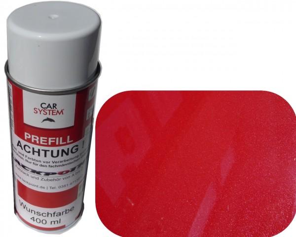1K Glanz Spraydose 400ml Mystic Red Metallic