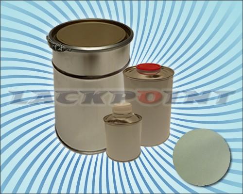 2K Autolack Set Matt - UNI Olivegrün (RAL 6003) NVA Grün
