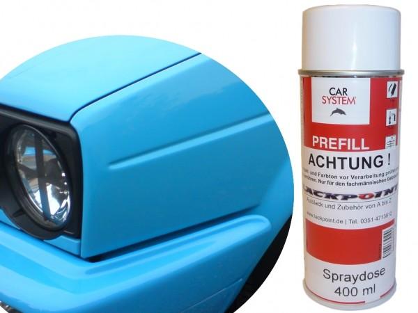 1K Glanz Spraydose 400ml Porsche Rivierablau