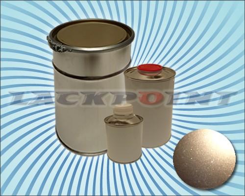 2K Autolack Set Metallic Unilack DIAMOND SILVER