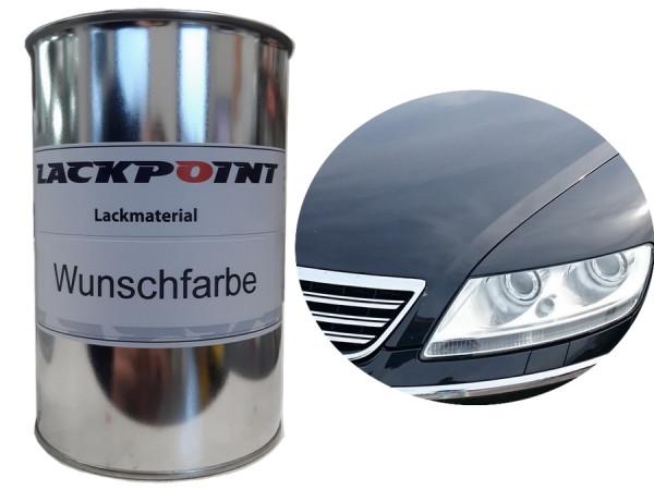 Basislack VW LC9X Deep Black Pearl Metallic ( Wasserbasis )