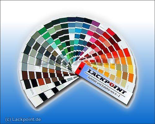 RAL Farbfächer / RAL Farbkarte