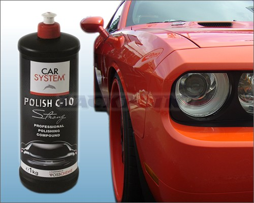 Carsystem Polierpaste Polish C10 strong