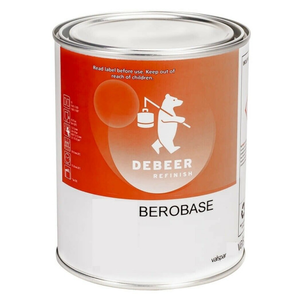 Berobase 500 MM5184 Metallic Hellrot Mischpigment