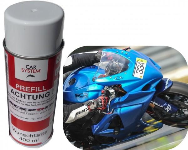 1K Glanz Spraydose 400ml Skyline Blue II Metallic
