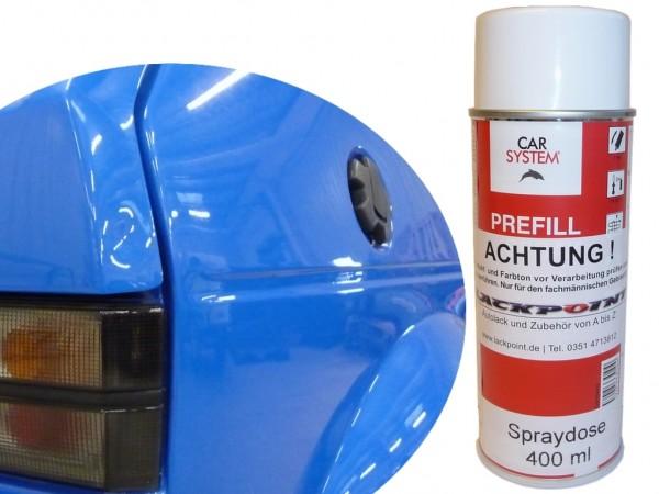 1K Glanz Spraydose 400ml Porsche RS Blau