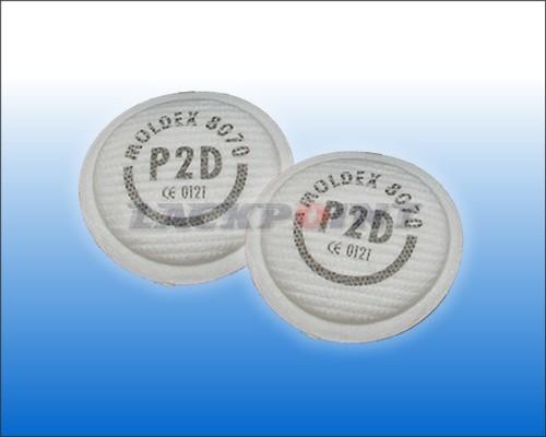 Moldex Partikelfilter 8070/ P2D