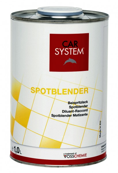 Beispritzlack Carsystem Spotblender