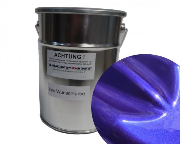 Basislack Mystik Violett 2 Autolack Metallic