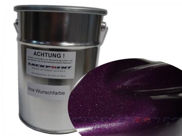 Basislack Deep Violett Metallic Autolack