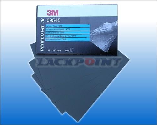 3M Microfine Schleifpapier